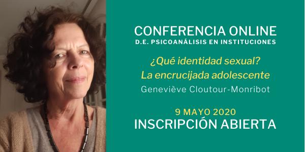 Conferencia online Sección Clínica de Madrid (Nucep)